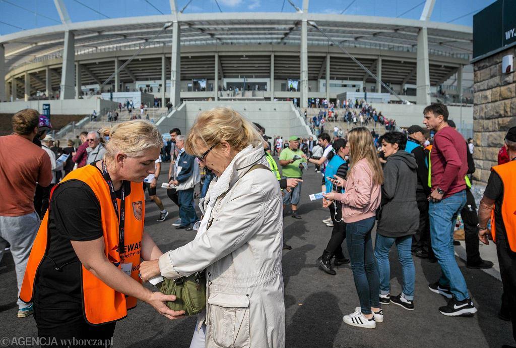 Dzień otwarty Stadionu Śląskiego w Chorzowie
