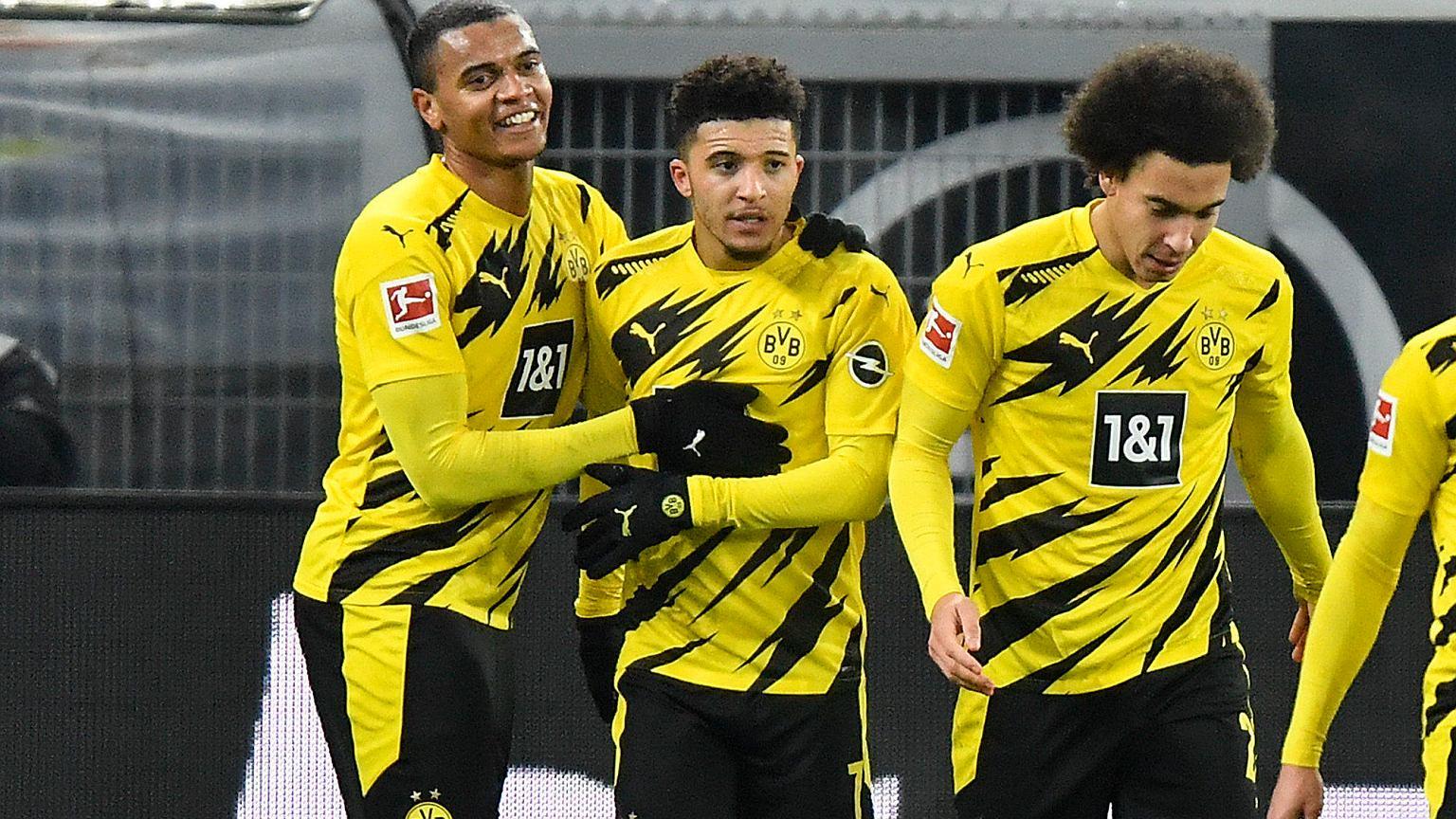 Borussia obniża odstępne za Jadona Sancho. Już są chętni na transfer
