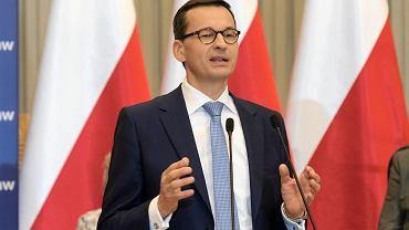 Mateusz Morawiecki we Wrocławiu