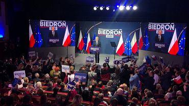 Robert Biedroń rozpoczął kampanię