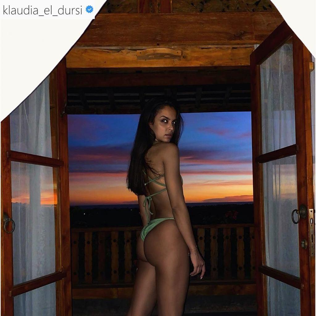 Klaudia El Dursi - figura