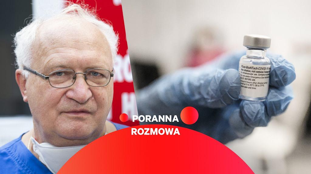 Poranna rozmowa Gazeta.pl. Gościem Łukasza Rogojsza jest prof. Krzysztof Simon