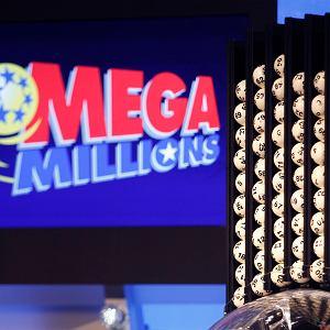 Losowanie liczb w loterii Mega Millions
