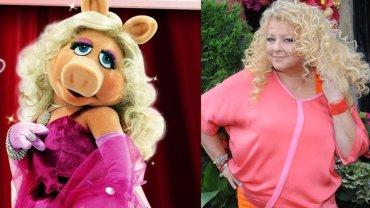 Świnka Piggy i Magda Gessler