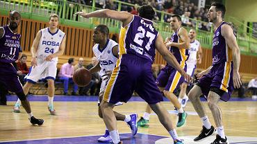 FIBA Europe Cup. Rosa Radom vs Royal Hali Gaziantep