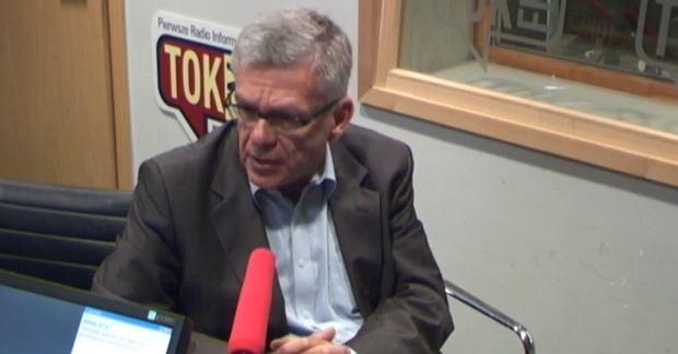 Stanisław Karczewski, wicemarszałek Senatu, szef sztabu wyborczego PiS