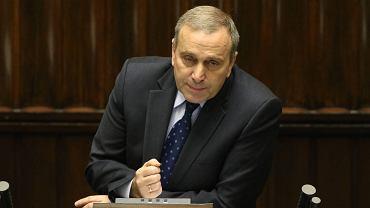 Grzegorz Schetyna ocenia w sejmie expose Beaty Szydło
