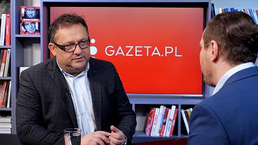 Mirosław Oczkoś w Gazeta.pl
