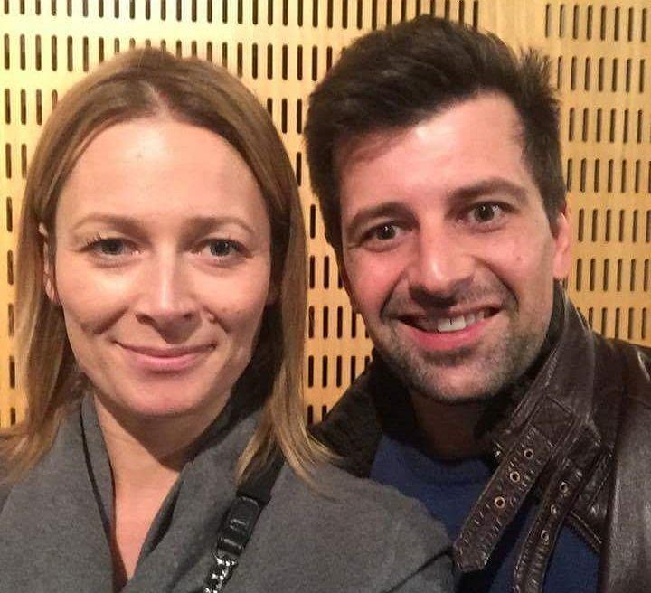 Odeta Moro i Patryk Mikiciuk w programie 'Morowym Weekendzie'