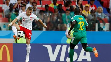 Russia Soccer WCup Poland Senegal