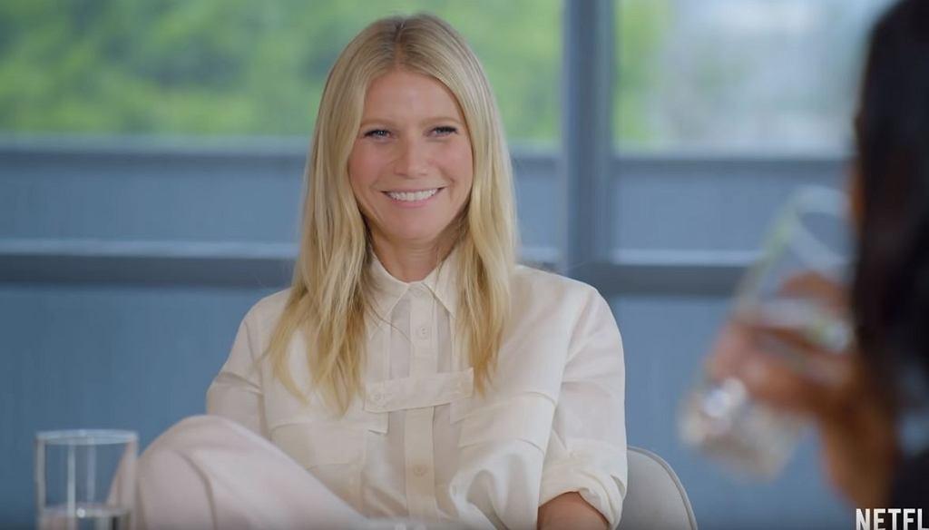 Gwyneth Paltrow w 'The Goop Lab'