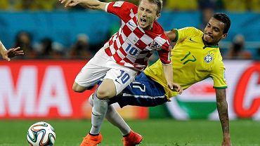 Luka Modrić i Luiz Gustavo