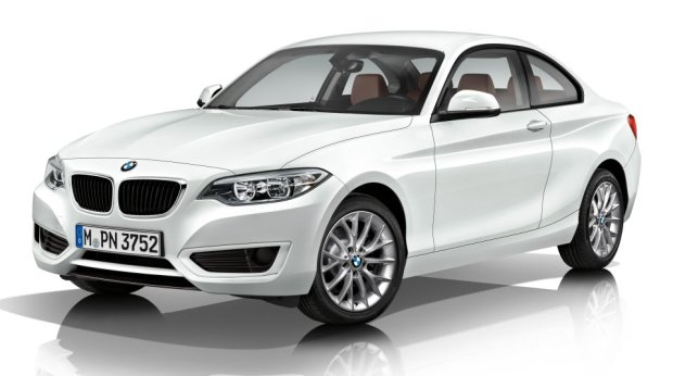 BMW serii 2 Coupe Modern Line