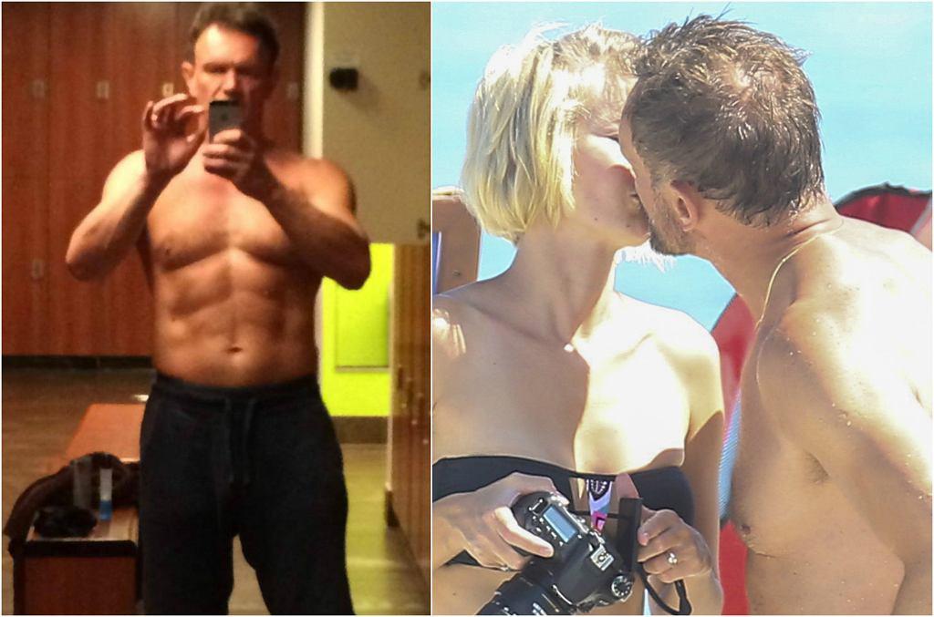Cezary Pazura swego czasu wywołał spore zamieszanie w sieci, gdy na Facebooku opublikował zdjęcie, do którego pozował bez koszulki prosto po wyjściu z siłowni. Trzeba przyznać, że jego muskulatura - tym bardziej, że miał wtedy 52 lata - robiła wrażenie. A jak wygląda dziś?