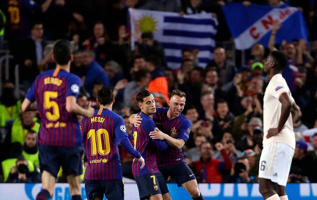 Były piłkarz Manchesteru United ocenił mecz z Barceloną