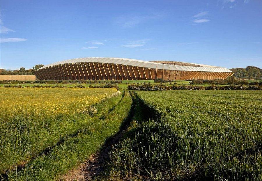 Projekt stadionu Forest Green Rovers