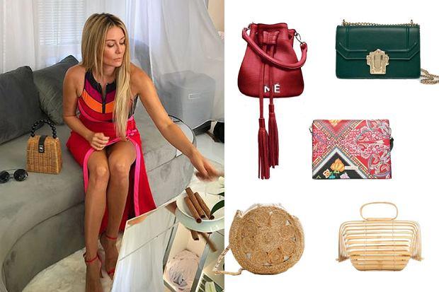 Małe torebki na wiosnę, mat. partnerów, fot. www.instagram.com/m_rozenek