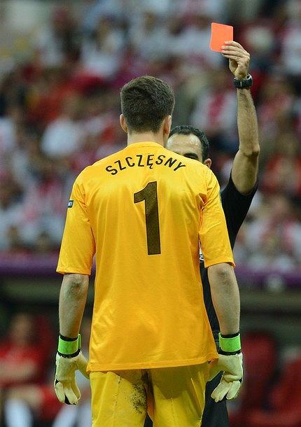 Wojciech Szczęsny może wrócić do bramki reprezentacji na mecz z Czechami