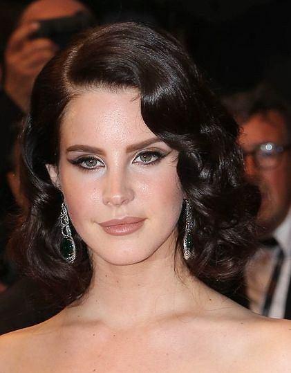 Lana Del Rey, gwiazdy bez makijażu.