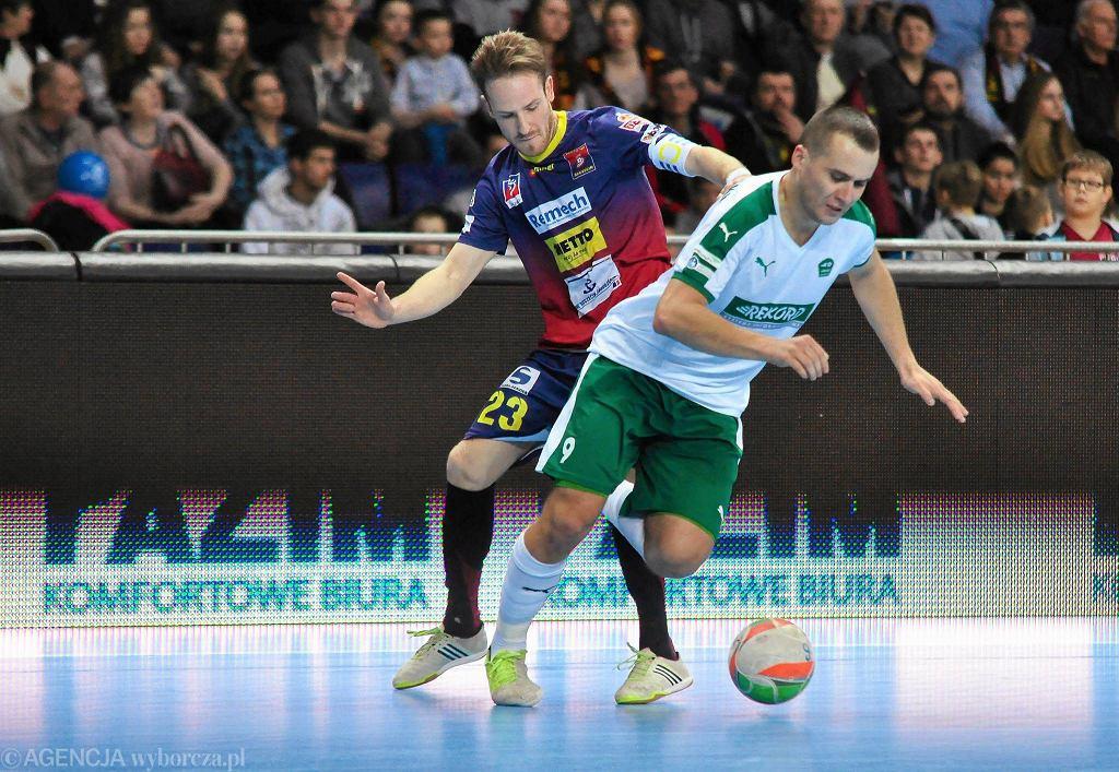 Pogoń 04 Szczecin gra z Gwiazdą Ruda Śląska