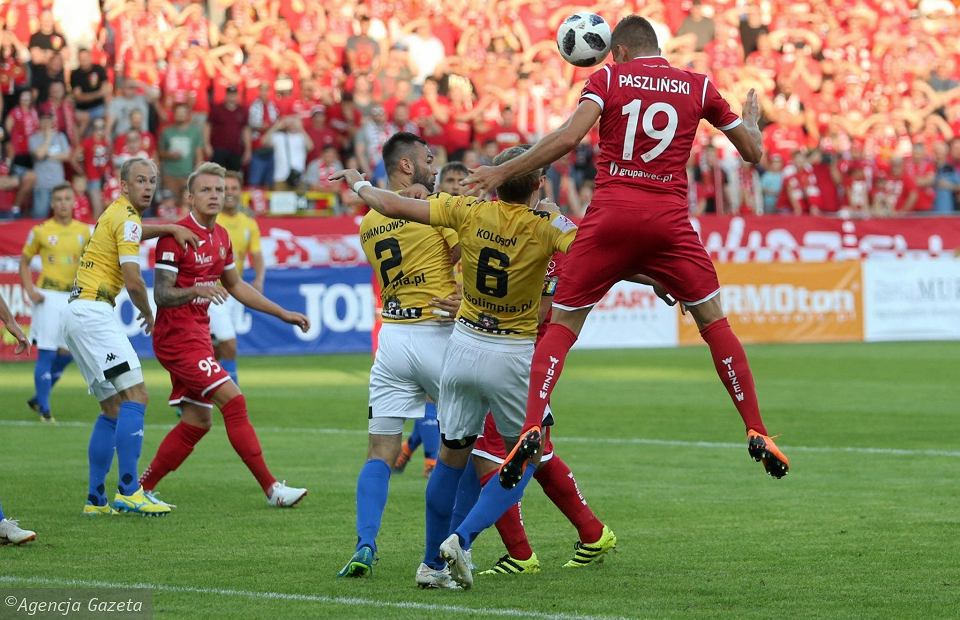 Widzew - Olimpia Elbląg 1:0