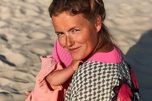 Olga Frycz zabrała córkę w miejsce, w którym ostatnio była w jej wieku. Zaskakujący komentarz fanki: Siedziałam obok z synkiem, gdy pani robiła fotki