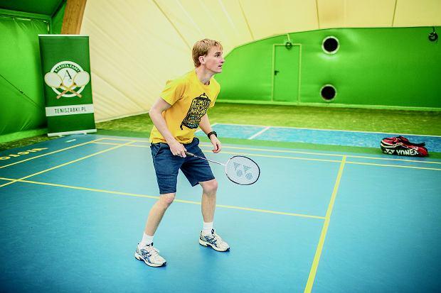 Mój pierwszy raz: badminton