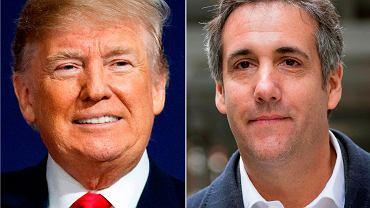 Donald Trump, Michael Cohen