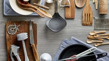 Przybory kuchenne są często bagatelizowane pod względem dbałości o ich stan.