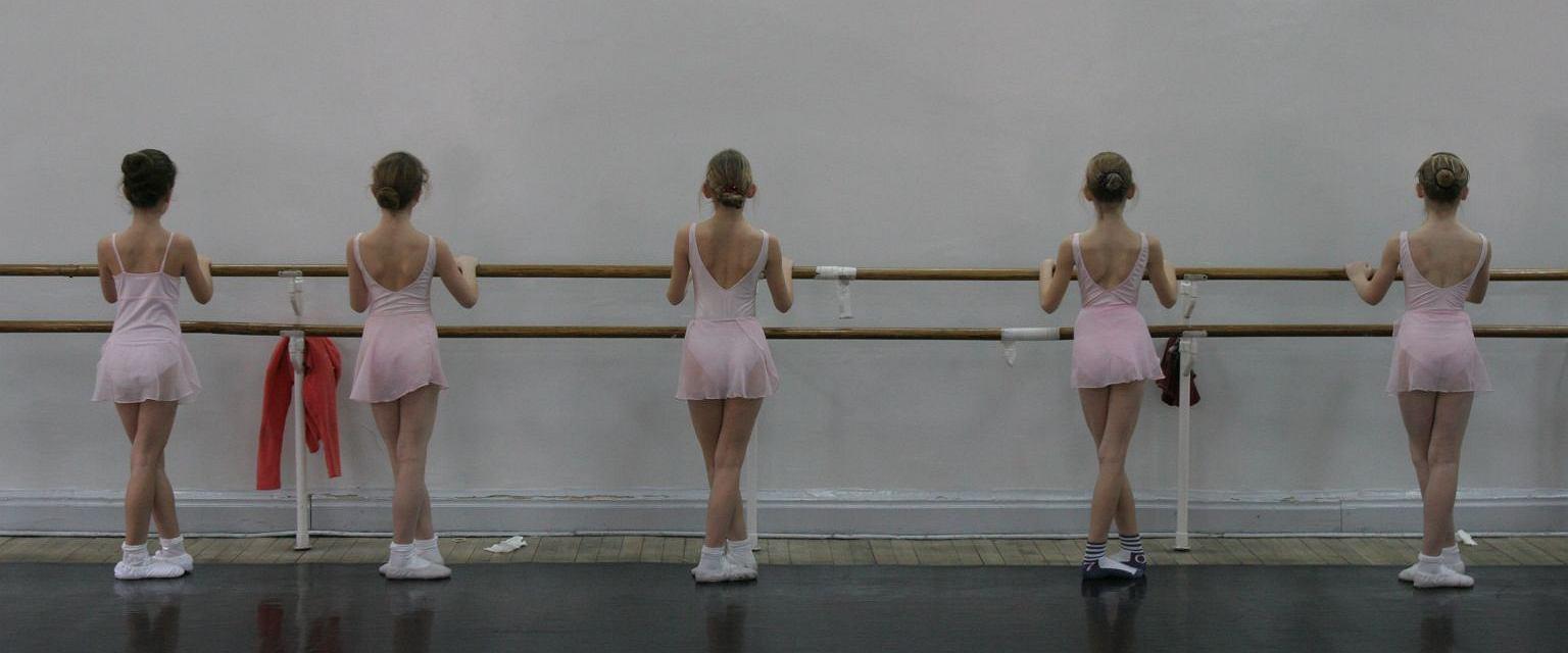 Szkoła baletowa (Fot. Łukasz Cynalewski / Agencja Gazeta)