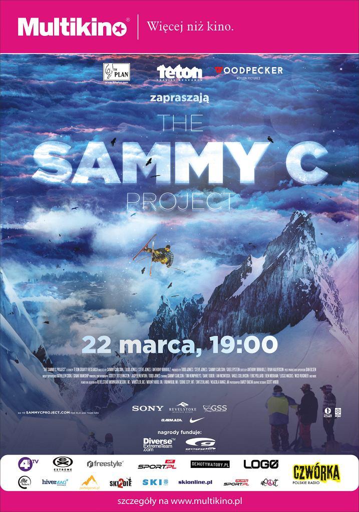 The Sammy C Project - superprodukcja narciarska - 22 marca w Multikinie
