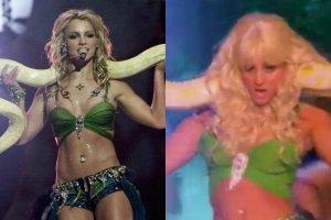 Britney Spears/Kaley Cuoco