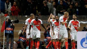 Rewanżowy mecz Ligi Mistrzów pomiędzy Monaco a Borussią Dortmund