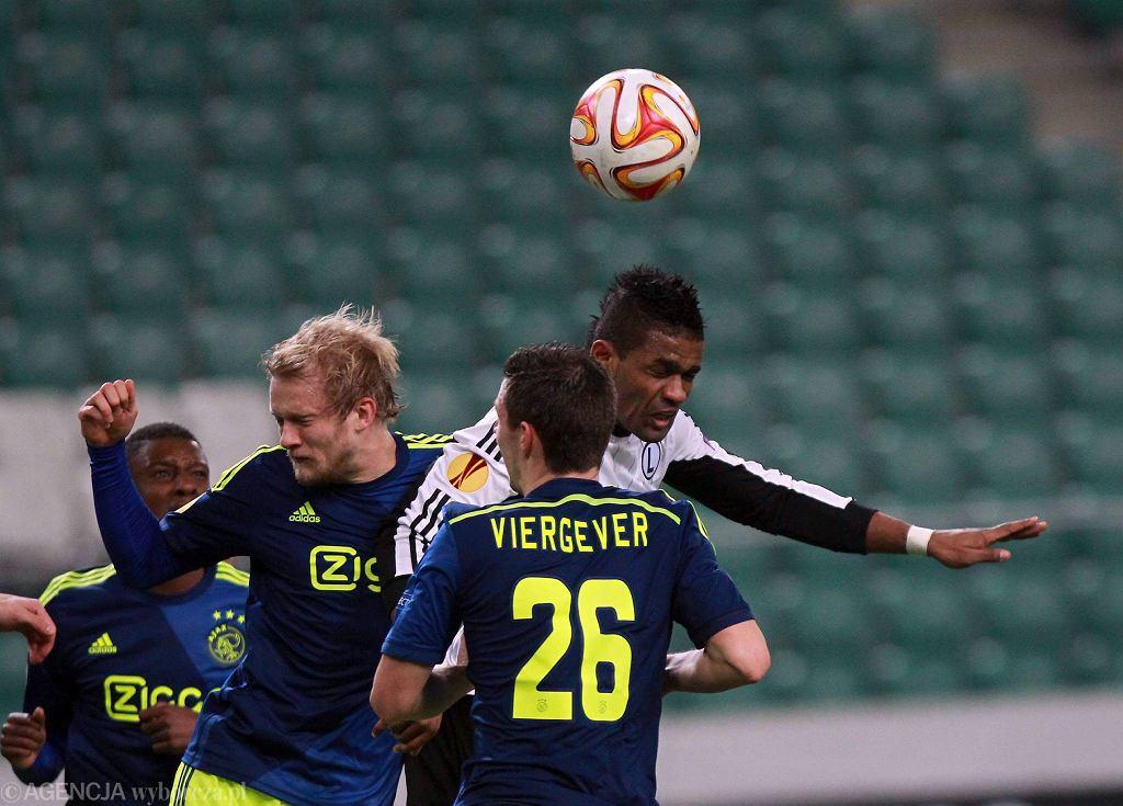 Mecz Legia - Ajax