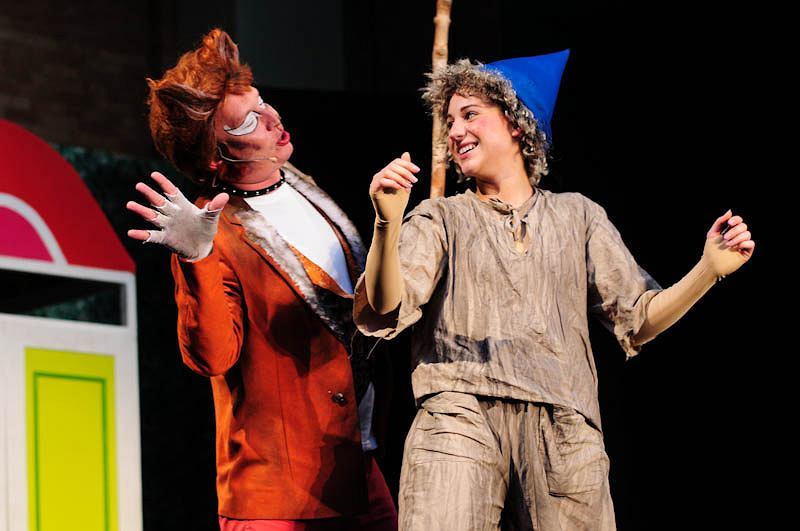 'Pinokio, czyli muzyczna opowieść o dobrym wychowaniu' - w reż. Cezarego Domagały. Premiera w Teatrze im. J. Osterwy w Gorzowie 1 czerwca 2019 r.