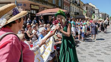 Lublin. Inauguracja VIII Lubelskich Dni Seniora