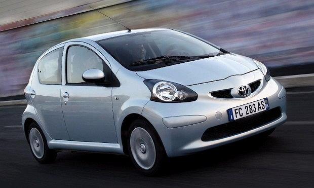 Toyota Aygo (fot. Toyota)