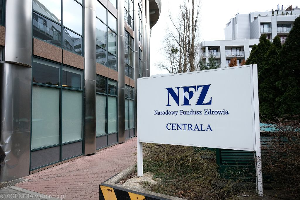 Centrala NFZ