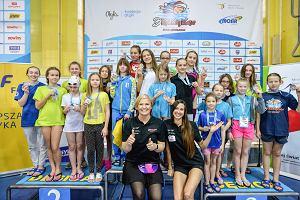 Zabawa poprzez sport, czyli III Mikołajkowa Olimpiada Pływacka zorganizowana przez Otylię Jędrzejczak
