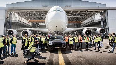 Porsche Cayenne z rekordem Guinnessa