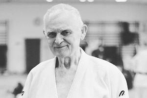"""Nie żyje wybitny trener judo Ryszard Zieniawa. Po prostu """"Mistrz"""""""