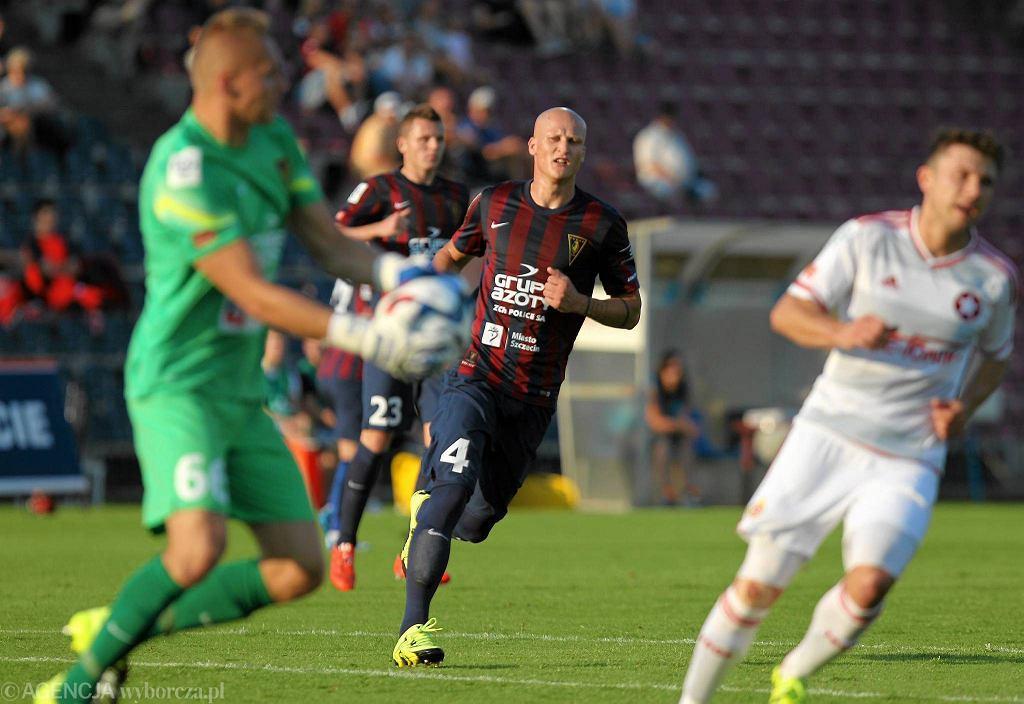 Pogoń Szczecin gra z Wisłą Kraków na początek sezonu 2016/2017