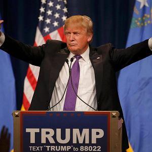 Donald Trump wygrał prawybory w Nevadzie
