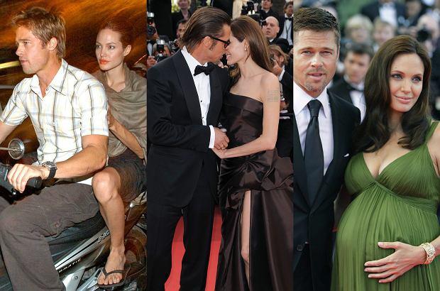 Zdjęcie numer 0 w galerii - Angelina Jolie i Brad Pitt rozwodzą się. Byli jedną z najbardziej ulubionych par show-biznesu.Takich zdjęć będzie nam brakować najbardziej