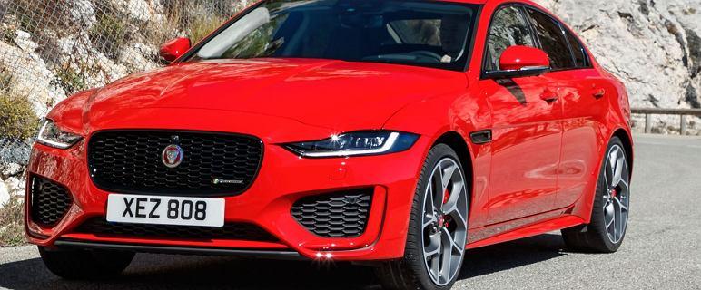 Alternatywa dla segmentu D klasy premium ? czy warto postawić na niszowego Jaguara?