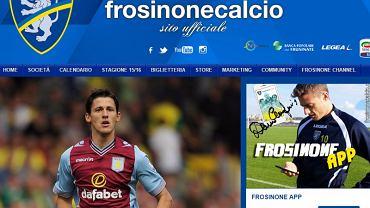 Aleksandar Tonew - były piłkarz Lecha Poznań to nowy zawodnik Frosinone Calcio