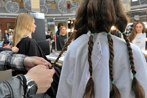 Ile kosztują włosy? Nawet 8 tys. zł za 1 kg. Tyle można zarobić