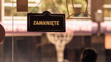 Restauracje zagrożone bankructwem