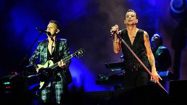 Koncert Depeche Mode na Stadionie Narodowym