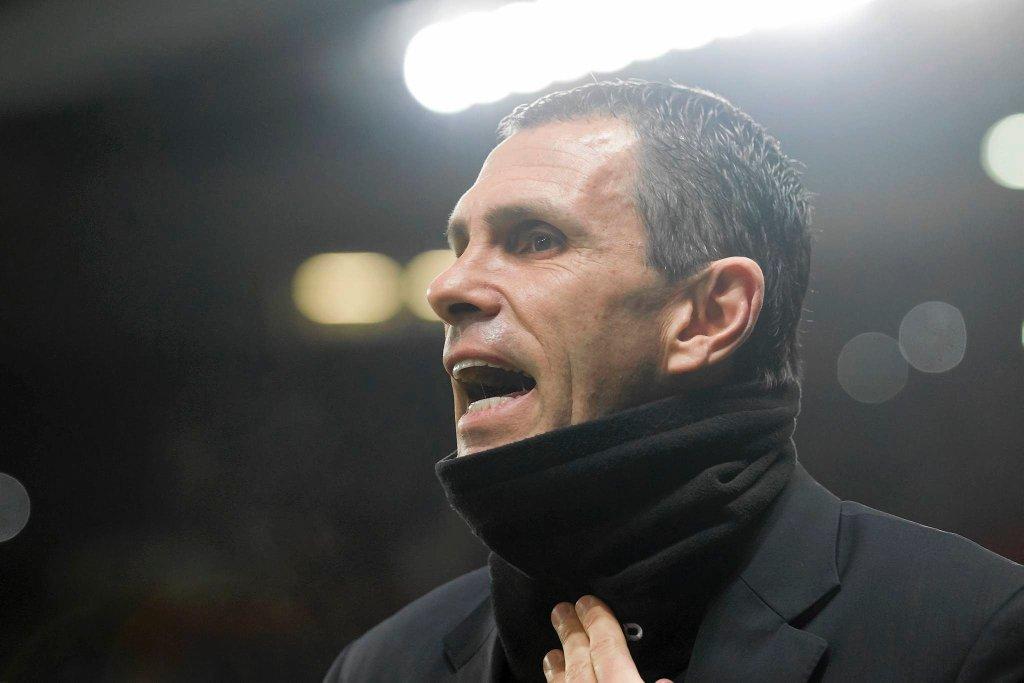 Gustavo Poyet, trener Sunderlandu